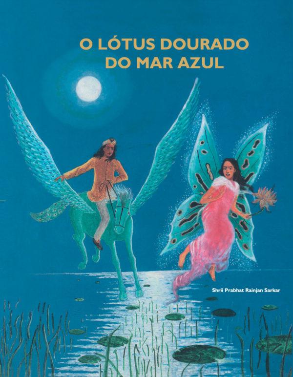 Livro O Lótus Dourado do Mar Azul